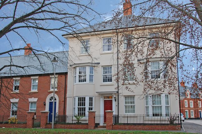 Thumbnail Town house to rent in Masterson Street, Exeter