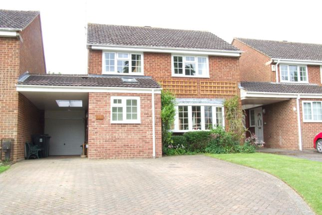 Thumbnail Detached house to rent in Elm Road, Faringdon