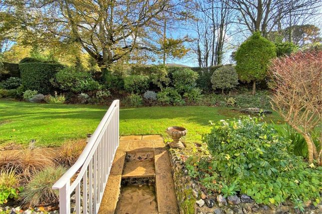 Communal Garden of Salcombe Court, Salcombe Hill Road, Sidmouth, Devon EX10