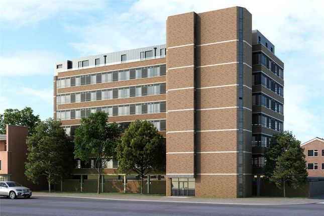 Thumbnail Flat for sale in Westmoreland House, 19 The Boulevard, Worthing, West Sussex