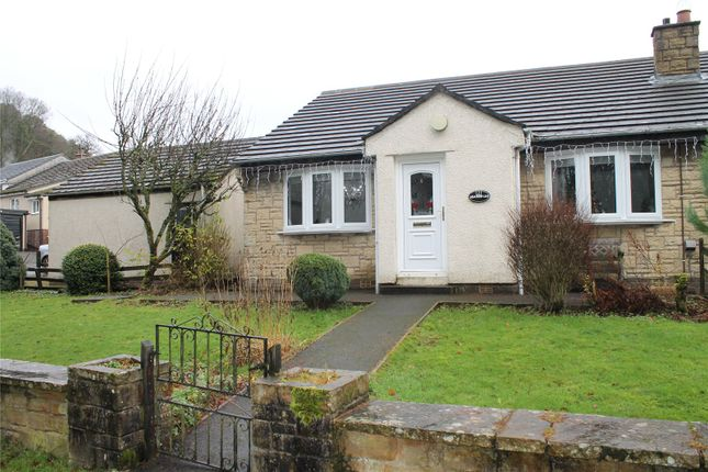 3 bed bungalow for sale in Low Byer Park, Alston CA9