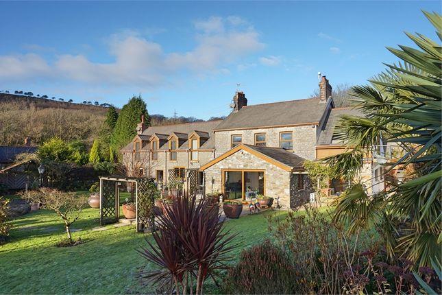 Thumbnail Detached house for sale in Gellifelgaws Farm, Tyllwyd Road, Neath, West Glamorgan
