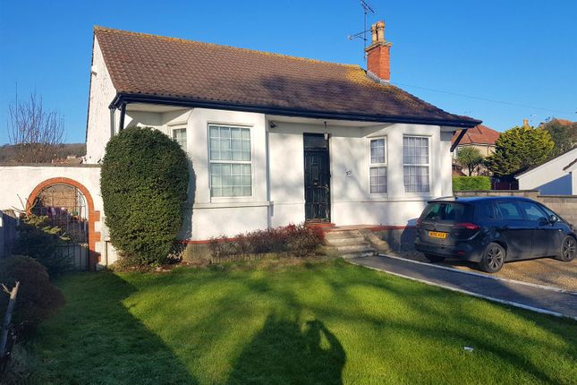 Thumbnail Detached bungalow for sale in Milton Road, Weston-Super-Mare
