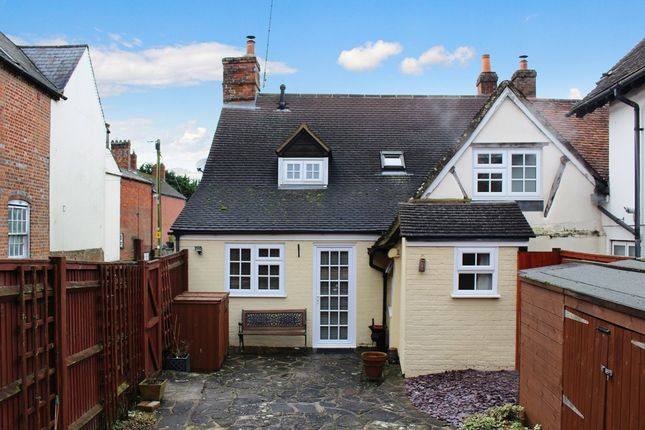 Thumbnail Semi-detached house for sale in High Street, Lambourn, Hungerford
