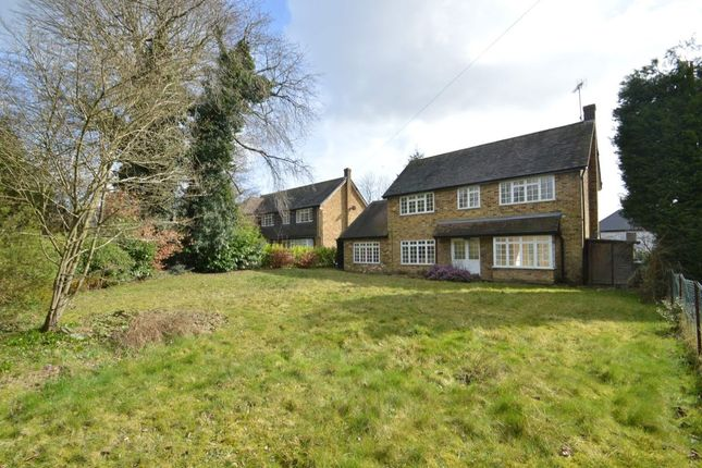 Thumbnail Detached house for sale in Overdales, Hazlemere, High Wycombe