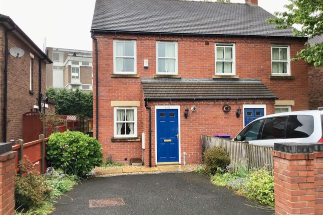 Thumbnail Semi-detached house for sale in Leonard Street, Oakengates, Telford
