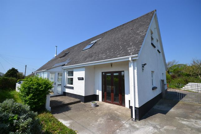 4 bed detached bungalow for sale in Robeston West, Milford Haven