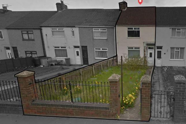 Terraced house for sale in Millbank Terrace, Wingate