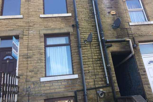 Thumbnail Terraced house to rent in Moorbottom Road, Huddersfield