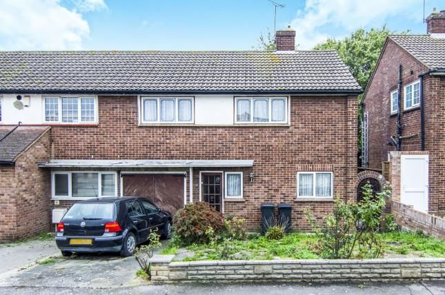 Thumbnail Semi-detached house for sale in Abridge, Romford, Essex