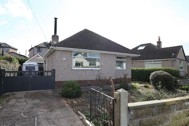 Thumbnail Bungalow for sale in Merefell Road, Bolton-Le-Sands, Carnforth