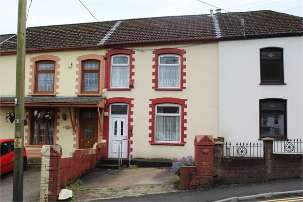 3 bed terraced house to rent in Trebanog Road, Cymmer, Porth, Rct. CF39