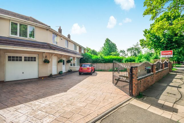 Thumbnail Semi-detached house for sale in Redwood Road, Walsall
