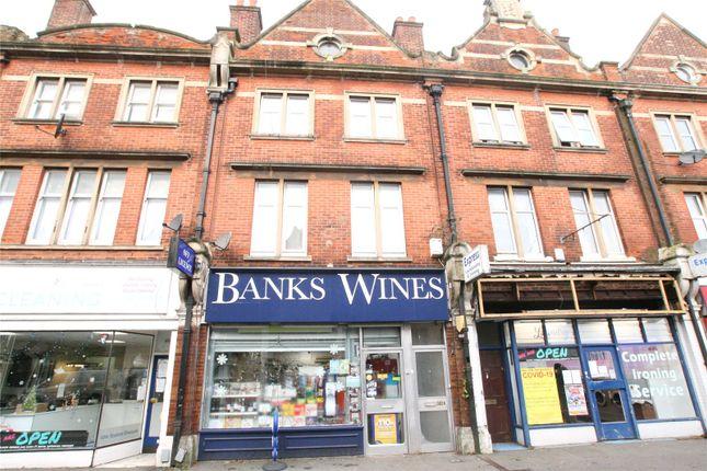 Thumbnail Maisonette for sale in Wimborne Road, Winton, Bournemouth