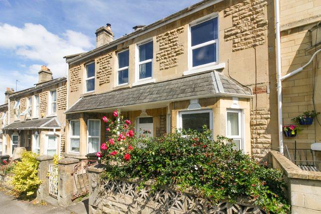 Thumbnail Terraced house to rent in St. Kildas Road, Bath