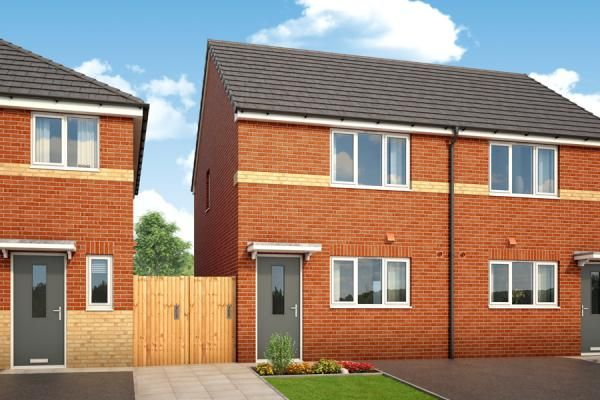 "Thumbnail Property for sale in ""The Haxby At Limehurst Village Phase 2"" at Rowan Tree Road, Oldham"