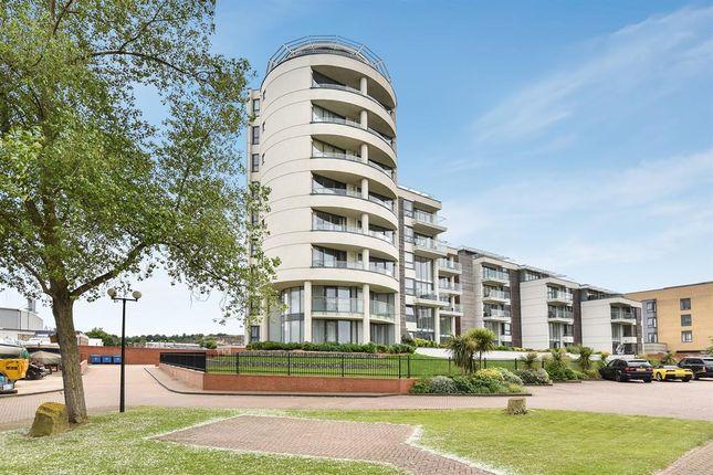 Thumbnail Flat for sale in Pier Road, Gillingham