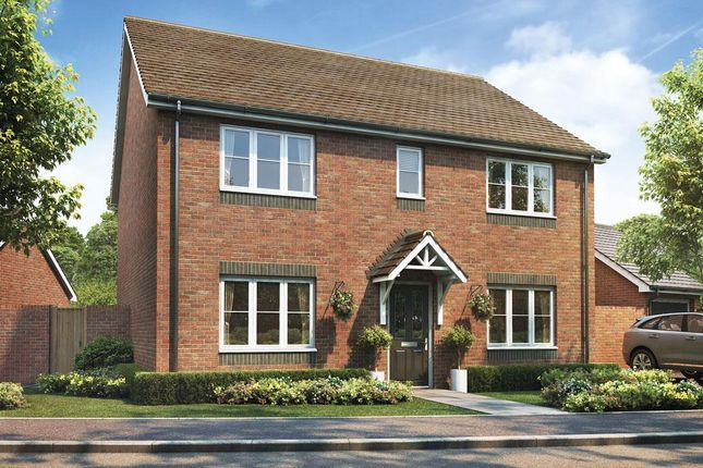 Thumbnail Detached house for sale in Plot 25, The Oaklands, Shawbury, Shrewsbury