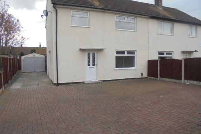Thumbnail Semi-detached house to rent in Dennett Road, Prescot