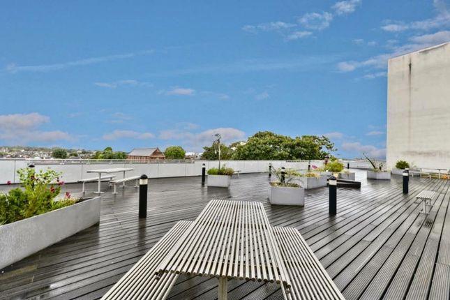 Roof Terrace of Paragon Site, Boston Park Road, Brentford TW8