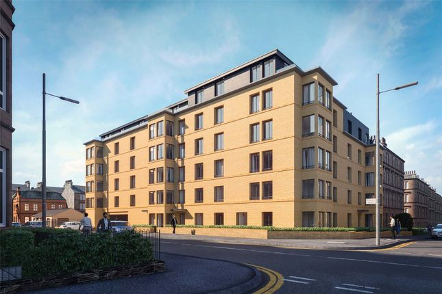 Thumbnail Flat for sale in Plot 12 - The Picture House, Finlay Drive, Glasgow