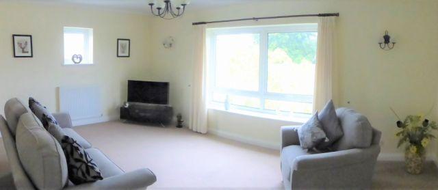 Living Room of The Park, Leckhampton, Cheltenham GL50