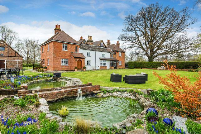 Thumbnail Detached house for sale in Lake Lane, Langshott, Horley, Surrey