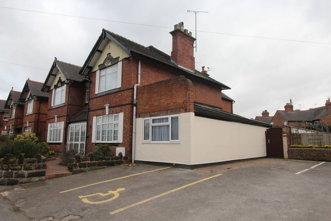 Semi-detached house for sale in Corporation Street, Stafford