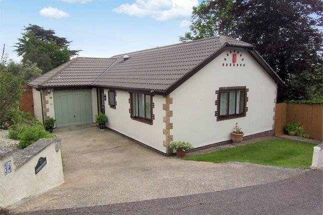 Thumbnail Detached bungalow for sale in 34 Wessiters, Seaton, Devon