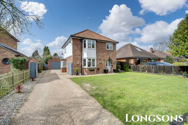 Thumbnail Detached house for sale in Theatre Street, Swaffham
