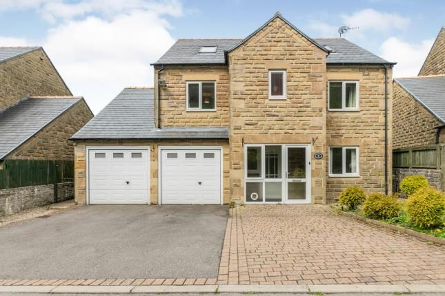 Thumbnail Detached house for sale in Burbage Heights, Buxton, Derbyshire, High Peak