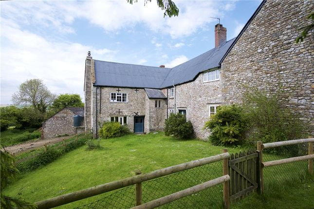 Thumbnail Equestrian property for sale in Marshwood, Bridport, Dorset