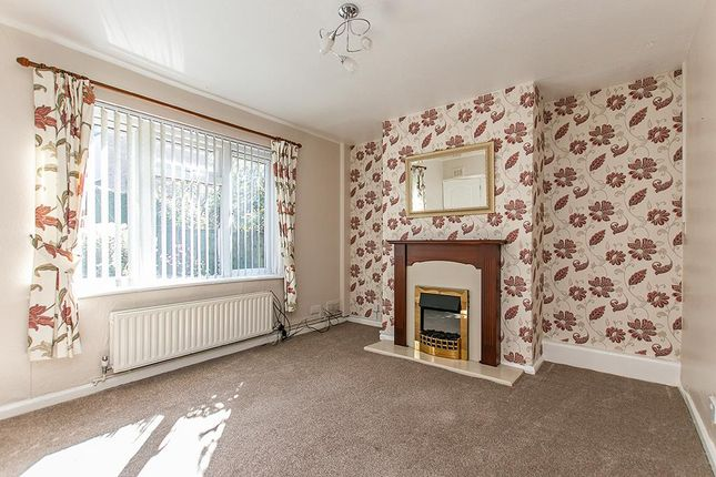 Lounge of Brookfield Road, Arnold, Nottingham NG5