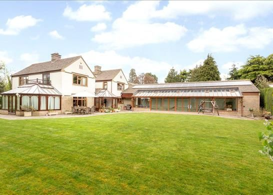 Thumbnail Detached house for sale in Birchley Road, Cheltenham, Gloucestershire