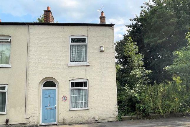 2 bed end terrace house for sale in Newbridge Lane, Stockport SK1