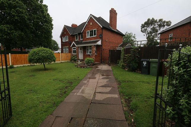 Outside of Chestnut Road, Walsall, West Midlands WS3