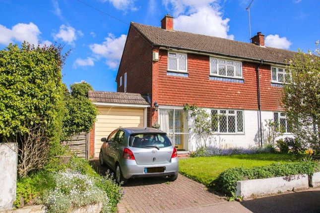 Thumbnail Semi-detached house for sale in Station Road, Halstead
