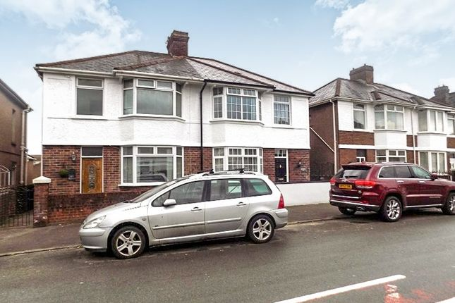 Thumbnail Semi-detached house for sale in Victoria Road, Port Talbot, Neath Port Talbot.