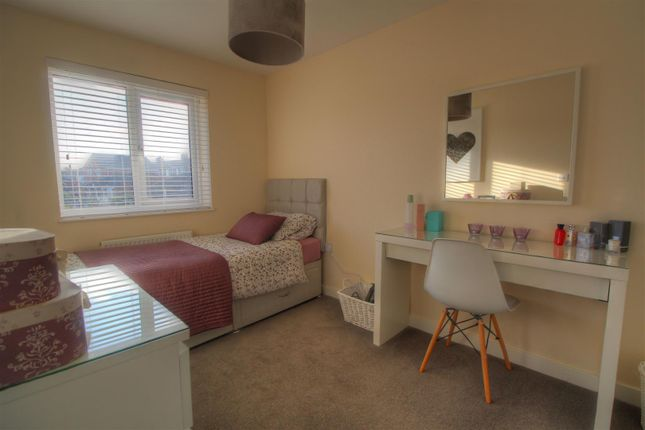 Bedroom Three of Hanover Crescent, Shotton Colliery, Durham DH6