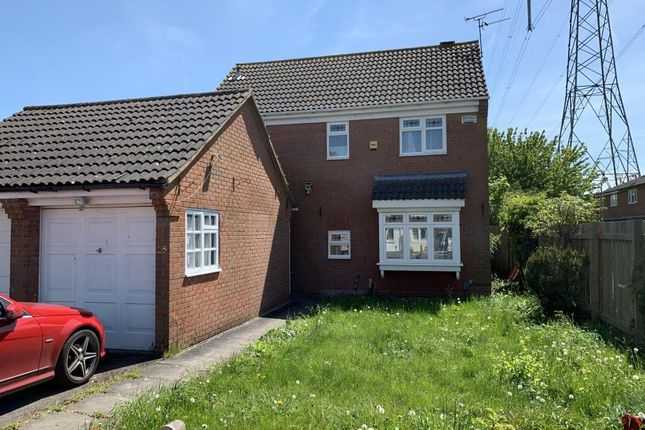 Thumbnail Detached house to rent in Miles End, Aylesbury