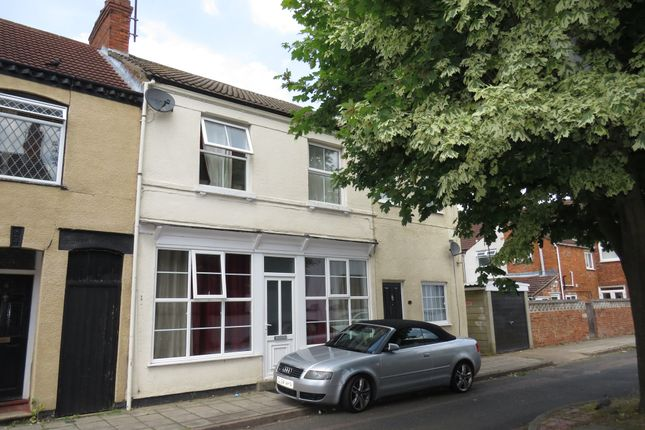 Thumbnail Terraced house for sale in St Giles Street, New Bradwell, Milton Keynes
