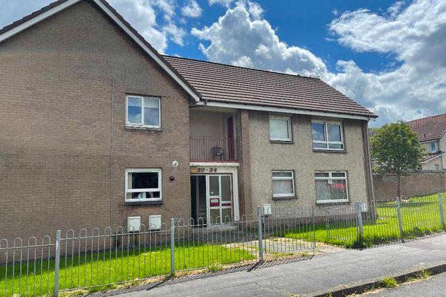 1 bed flat to rent in Telford Street, Bellshill, North Lanarkshire ML4