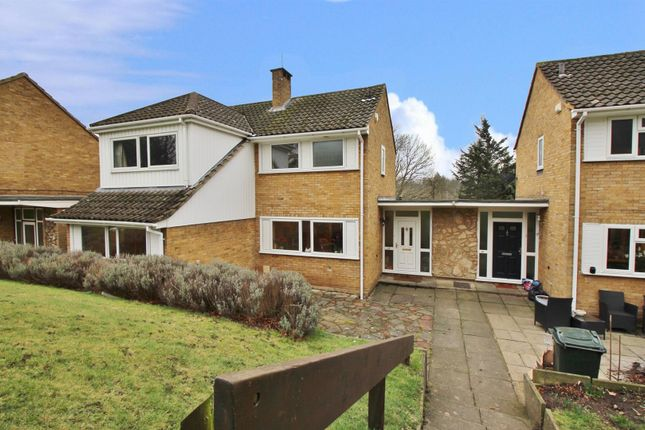 Thumbnail Link-detached house for sale in Monks Orchard, Dartford
