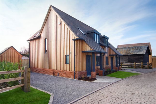 Thumbnail Semi-detached house for sale in Kents Orchard, Houghton, Stockbridge