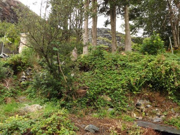 Rear Garden of Upper Llwyngell Terrace, Rhiwbryfdir, Blaenau Ffestiniog, Gwynedd LL41