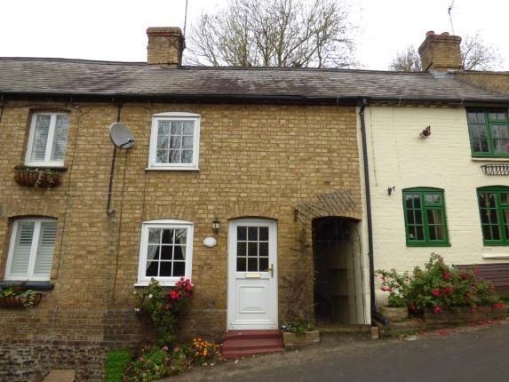 Thumbnail Terraced house for sale in Church Road, Bow Brickhill, Milton Keynes, Buckinghamshire
