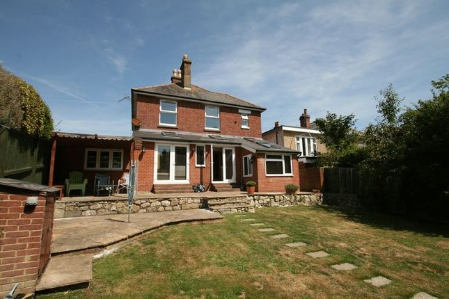 Thumbnail Detached house for sale in Carter Avenue, Shanklin
