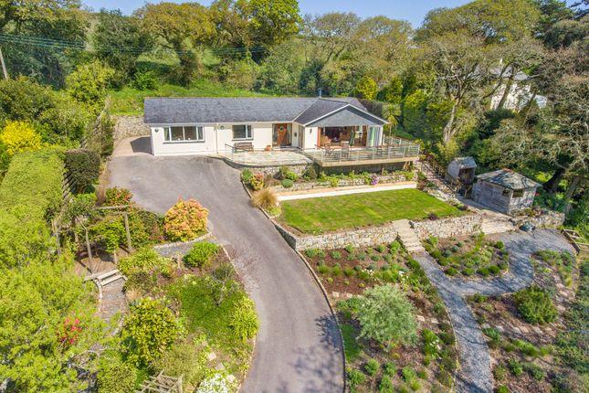 Thumbnail Detached bungalow for sale in Port Navas, Constantine, Falmouth