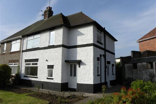 Thumbnail Semi-detached house to rent in Welbeck Road, Long Eaton