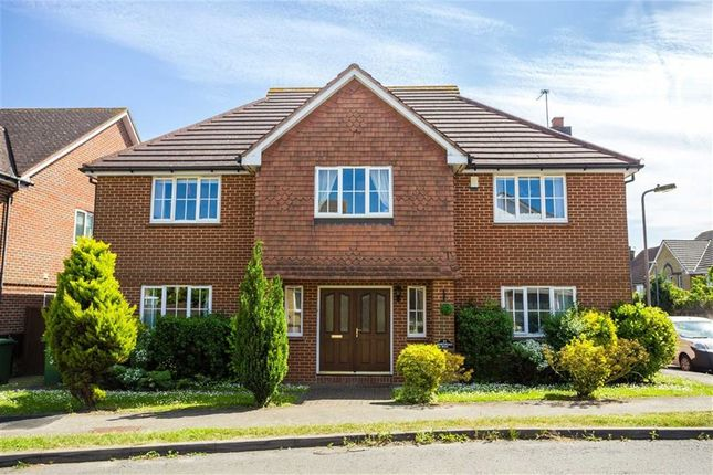 Thumbnail Detached house for sale in Nightingale Road, Cheshunt, Hertfordshire